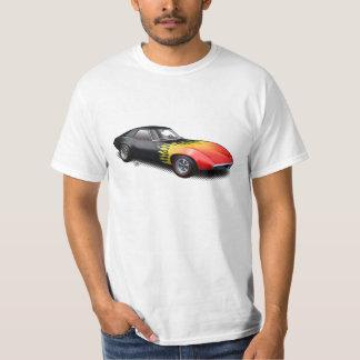 Black Flamed 1965 Banshee Prototype T-Shirt