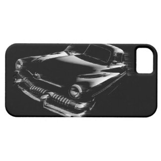 Black Flash Car Case For The iPhone 5