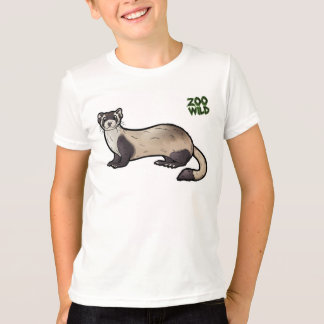 Black Footed Ferret T-Shirt