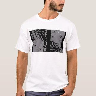 black for Lyons design kings- survival snow 22 22 T-Shirt