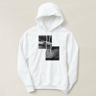 black for Lyons design kings- survival snow 44 Hoodie