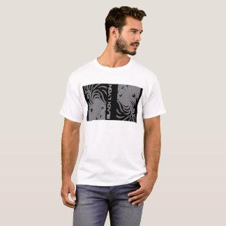 black for Lyons design kings- survival snow p T-Shirt