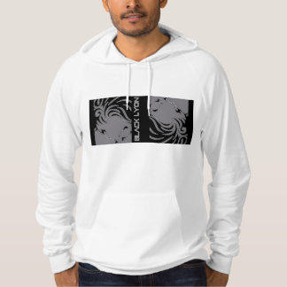 black for Lyons design kings- survival snow polar Hoodie