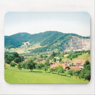 Black Forest, Germany - Mousepad