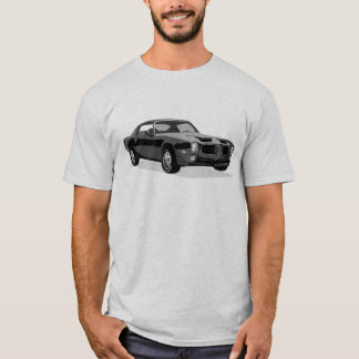 Black Formula Bird T-Shirt