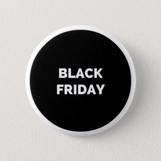 Black friday rounded button : Black