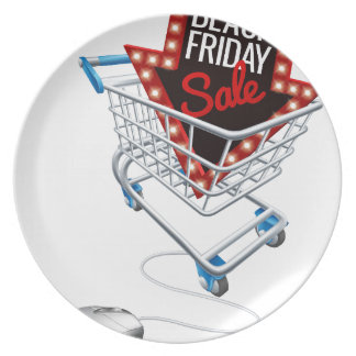 Black Friday Sale Online Trolley Computer Mouse Plate