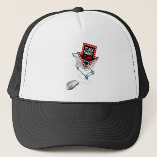 Black Friday Sale Online Trolley Computer Mouse Trucker Hat