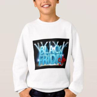 Black Friday Sale Stage Sign Sweatshirt
