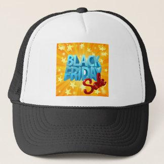 Black Friday Sale Trucker Hat