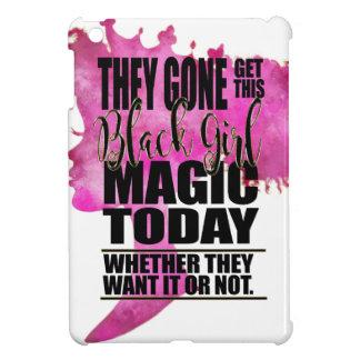 Black Girl Magic Affirmation Case For The iPad Mini