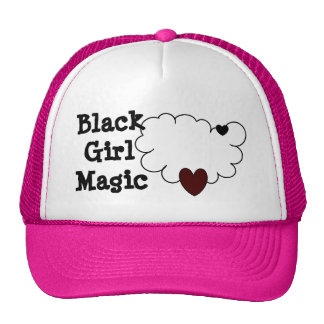 Black Girl Magic Trucker Hat