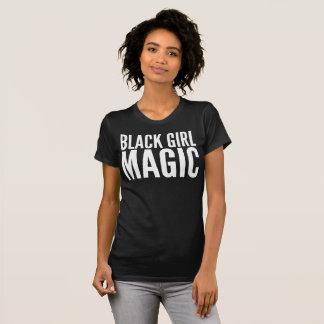 Black Girl Magic Typography T-Shirt