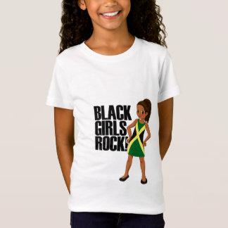 Black Girls Rock Jamaican Junior T-shirt