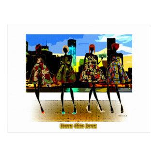Black Girls Rock! Postcard