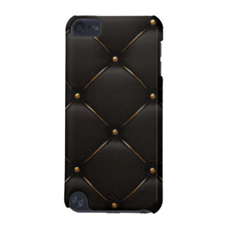 Black & Gold Geometric Pattern iPod Touch 5G Cover