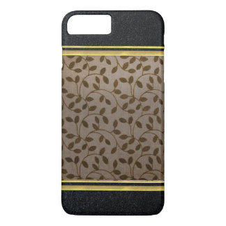 Black Gold iPhone 7 Slim Shell Case