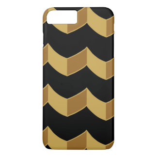 Black Gold iPhone 8 Plus/7 Plus Case