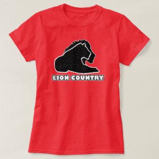Black Gold Lion Country Unique Lady, Men T-Shirts