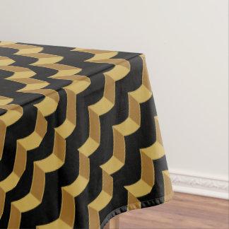 Black Gold Tablecloth
