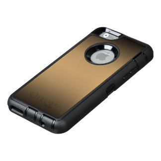 Black Golden Ombre OtterBox iPhone 6/6s Case