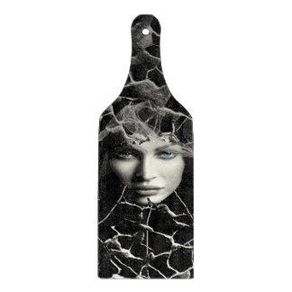 Black Gothic Cutting Board