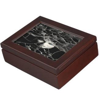 Black Gothic Keepsake Box