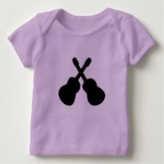 black guitars baby T-Shirt