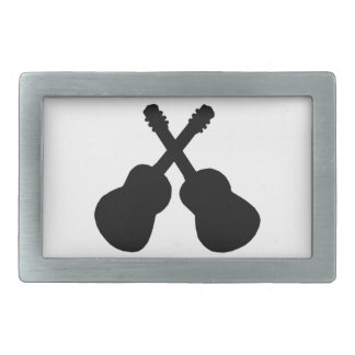 black guitars belt buckles