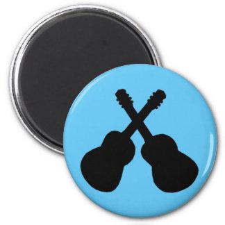 black guitars magnet
