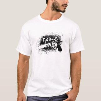 black gun melt T-Shirt