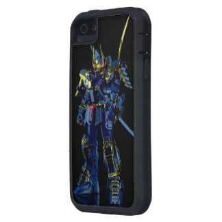 Black Gundam iPhone Case
