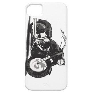Black Harley motorcycle iPhone 5 Cover
