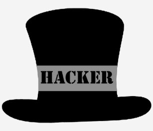 Black Hat Hacker Clothing - Apparel, Shoes & More | Zazzle CA