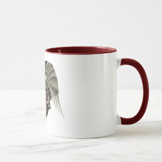 Black Hawk Mug