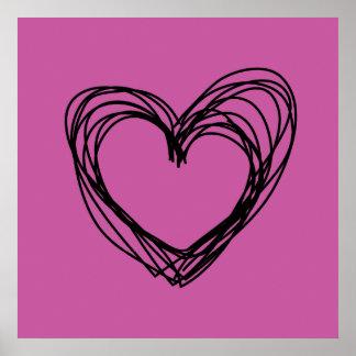 black heart 3 poster