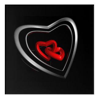 Black Heart Art