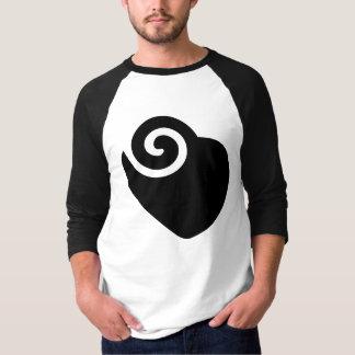 black heart shirt
