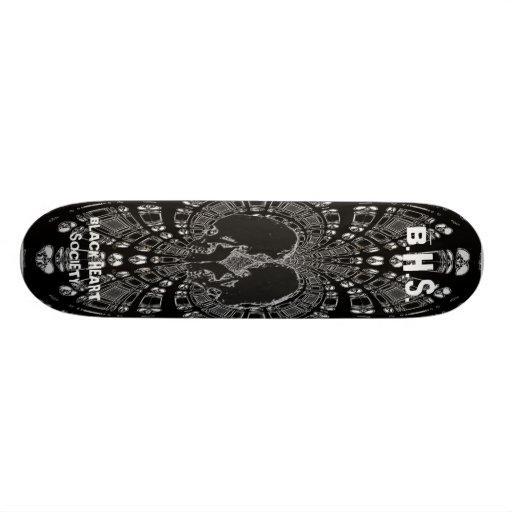 Black Heart Society Skateboard Decks
