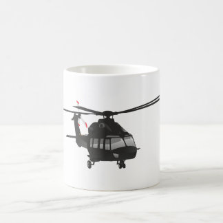 Black Helicopter Mug