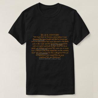 Black History DARK double sided - A MisterP Shirt