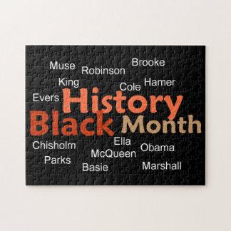 Black History Jigsaw Puzzle