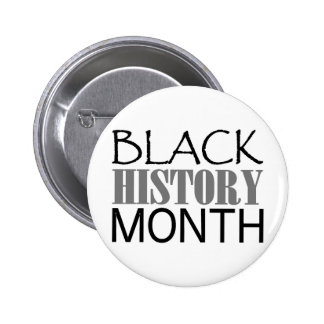 Black History Month Pin