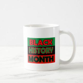 Black History Month Coffee Mug