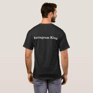 Black @hitthegram_ Fan Shirt