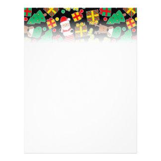 Black - Ho Ho Santa Flyer