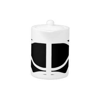Black Hockey Mask