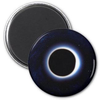 Black Hole 2 Inch Round Magnet