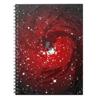 Black Hole Background Notebook