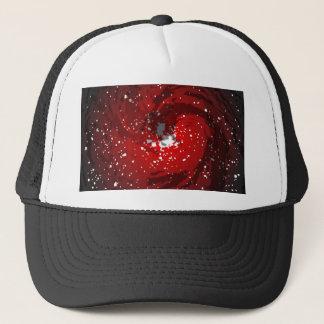 Black Hole Background Trucker Hat